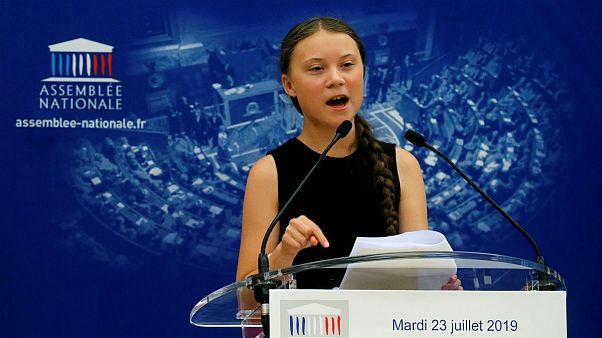 گرتا تونبرگ، فعال ۱۶ ساله سوئدی: سیاستمداران فراتر از کودکان به دانشمندان هم بیتوجهاند