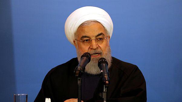 روحانی: تنگه هرمز جای شوخی نیست