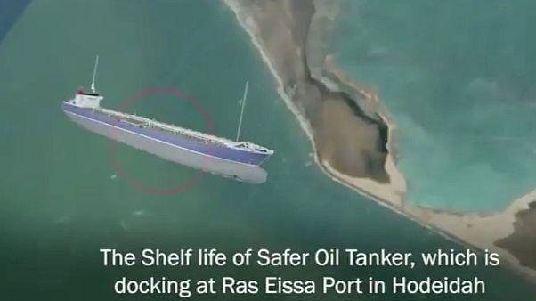 Yemen'de terkedilen petrol dolu tanker tehlike saçıyor, Kızıldeniz'de çevre felaketi riski