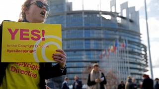 'Essential for survival of free press': France becomes first country to adopt EU copyright reform