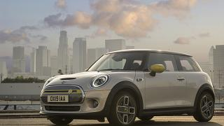 Mini brings classic design into the future with all-electric vehicle