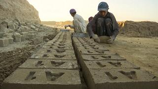 Children head to work in Afghanistan as poverty persists