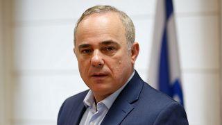 وزير الطاقة الإسرائيلي يوفال شتاينتز
