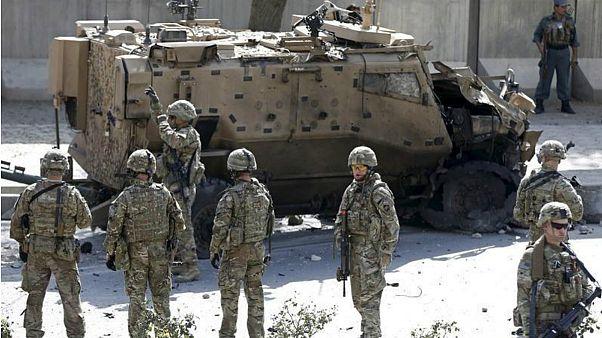 کشته شدن سرباز کروات در انفجار انتحاری در افغانستان