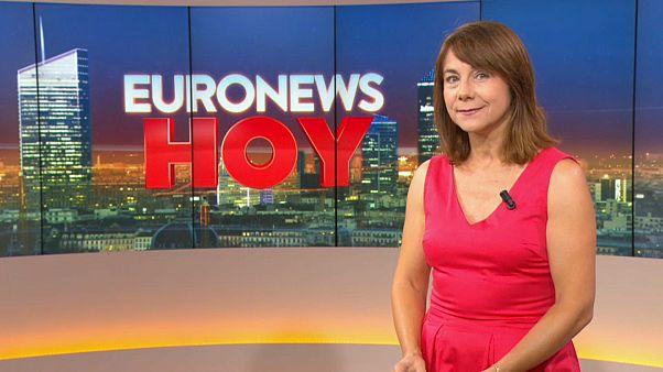 Euronews Hoy | Las noticias del miércoles 24 de julio de 2019