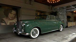 La Rolls Royce d'Elizabeth Taylor mise aux enchères