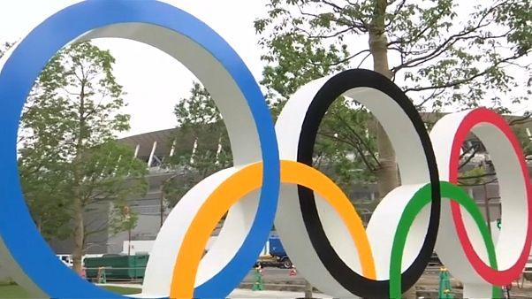 Noch 365 Tage: Tokio schon im Olympia-Fieber
