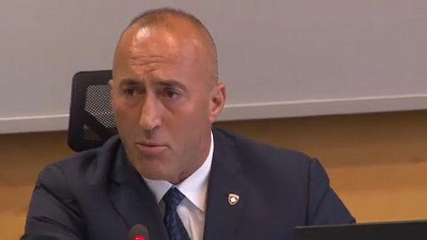 Háborús bűnökkel kapcsolatban hallgatták ki a volt koszovói kormányfőt Hágában