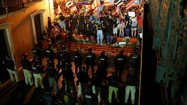 Dimite el gobernador de Puerto Rico, Ricardo Rosselló, por el escándalo del chat