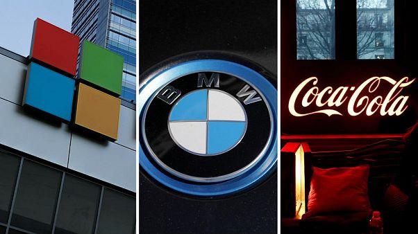 Coca-Cola, BMW, Microsoft: Wie Unternehmen die EU-Ratspräsidentschaft sponsoren