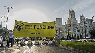 Bruselas sancionará a España por contaminación tras la moratoria de Madrid Central