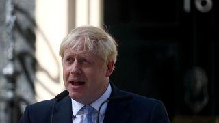 جونسون في أول خطاب له كرئيس وزراء: سنناقش اتفاقية بريكست جديدة مع بروكسل