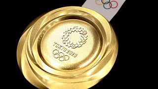 رونمایی از مدالهای المپیک توکیو که از مواد بازیافتی ساخته شدهاند