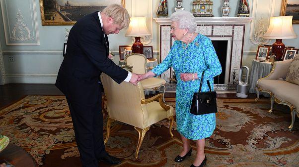 Hivatalos: Boris Johnsont nevezte ki a királynő miniszterelnöknek