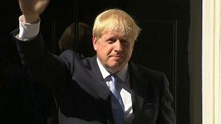 Johnson neuer britischer Premier - Kritik an Brexit-Gegnern