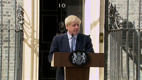 Boris Johnson defiende a ultranza el Brexit antes del 31 de octubre