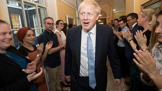Джонсон вступил в должность премьер-министра