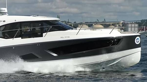 Which region in the EU is the biggest exporter of yachts?