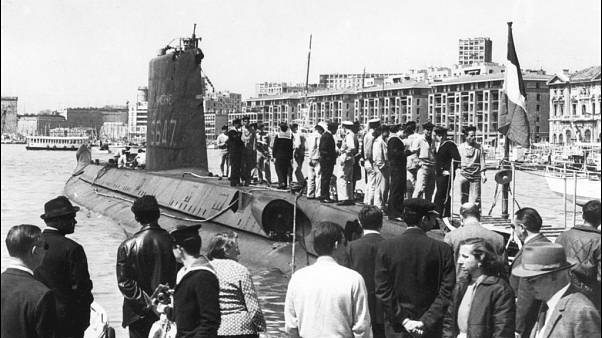 Commander of submarine that was missing for 50 years remembered fondly by former marine officer