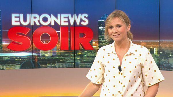 Euronews Soir : l'actualité du mercredi 24 juillet 2019