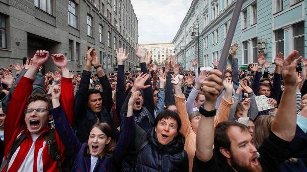 «Нам другого ничего не оставили»: пробьется ли оппозиция в Мосгордуму?