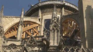 La canicule menace Notre-Dame de Paris