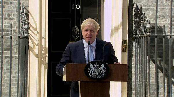 Boris Johnson recoge el legado de Theresa May