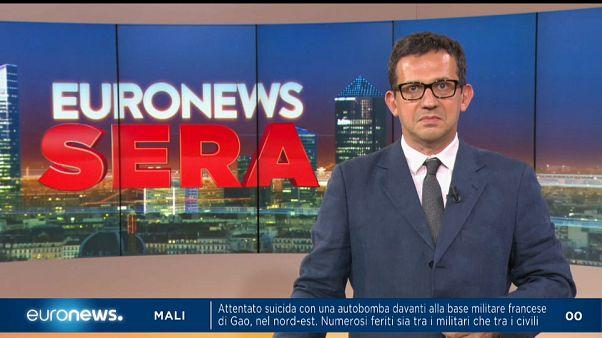 Euronews Sera - Tg Europeo, edizione del 24 luglio 2019