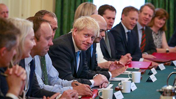 Boris Johnson forma Governo centrado em concretizar Brexit