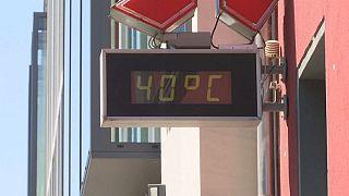 Ancora allerta caldo nell'Europa occidentale