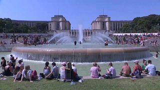 Europa bate récords de calor, mientras España empieza a respirar