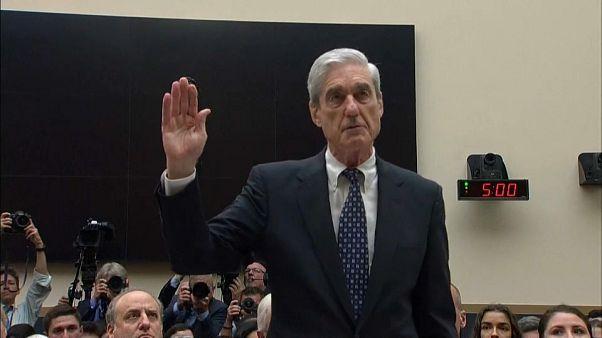 Μάλερ: Δεν αθωώνει πλήρως τον Πρόεδρο Τραμπ στην έκθεσή του