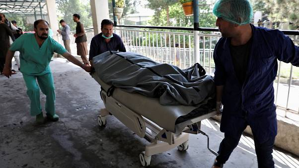 Tödliche Anschläge in Kabul