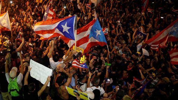 Fechas clave de la dimisión del gobernador de Puerto Rico, Ricardo Rosselló