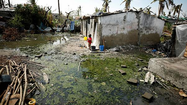 Nach Zyklonen: 1,6 Millionen Menschen von Unterernährung bedroht