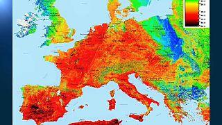 Roston sült kontinens - sorra dőlnek a rekordok, miközben egész Európa szenved
