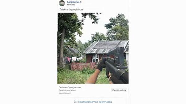 Λιθουανία: Σκάνδαλο με διαφήμιση κατά των Ρομά
