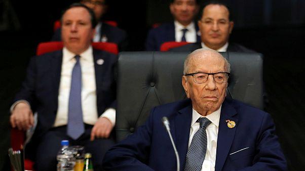 محمد باجی قائد سبسی، رئیس جمهوری تونس در ۹۲ سالگی درگذشت