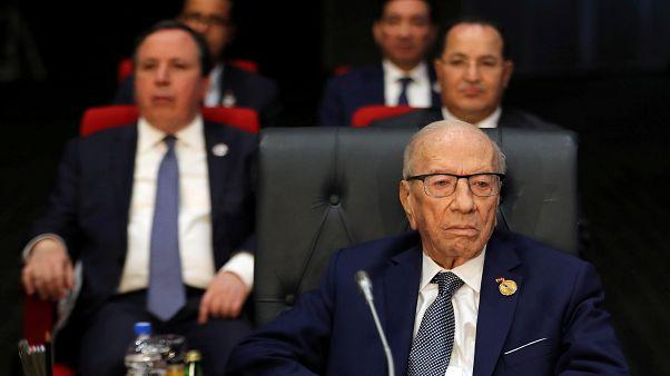 Muere el presidente de Túnez, Beji Caïd Essebsi, a los 92 años de edad