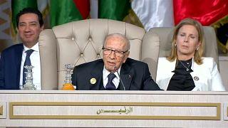 Essebsi, o 1° presidente democraticamente eleito