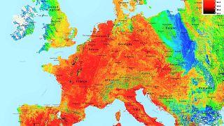 موجة الحر: البلدان والمدن الأوروبية التي سجلت رقماً قياسياً جديداً