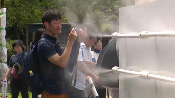 Tokyo 2020: misure anti-caldo