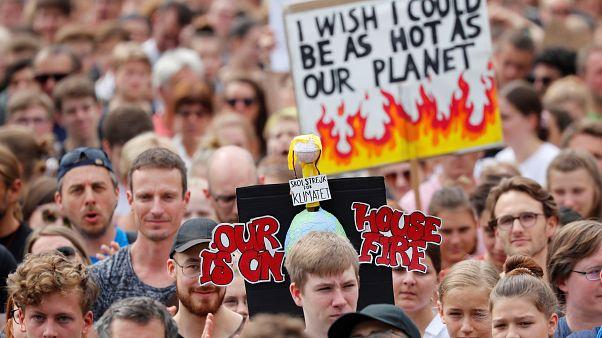 La planète en 2050 : vers des canicules à répétition?