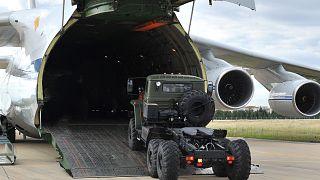 S-400 teslimatının birinci etabı tamamlandı; Patriot için ABD ile görüşmeler devam ediyor