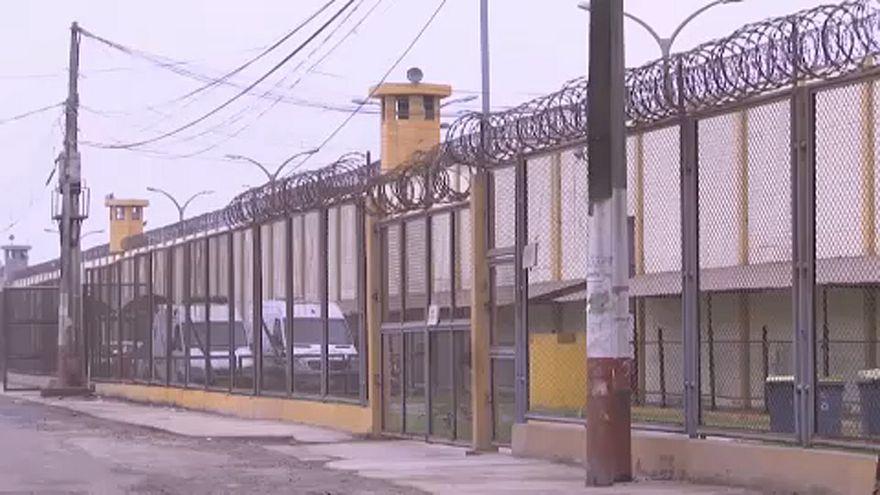 ارکستر سمفونیک مجرمان زندانی در پرو