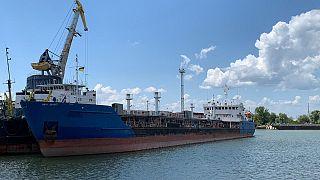 Rusya'ya ait Nika Spirit gemisi