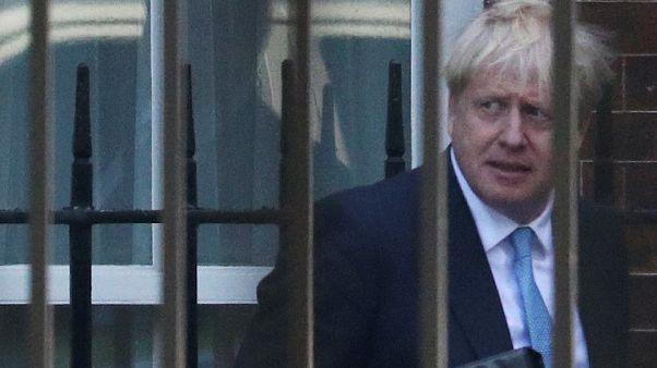 İngiltere Başbakanı Johnson: Anlaşmasız Brexit'e hazır olmalıyız