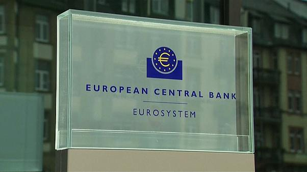 Διατήρησε αμετάβλητα τα επιτόκια η ΕΚΤ