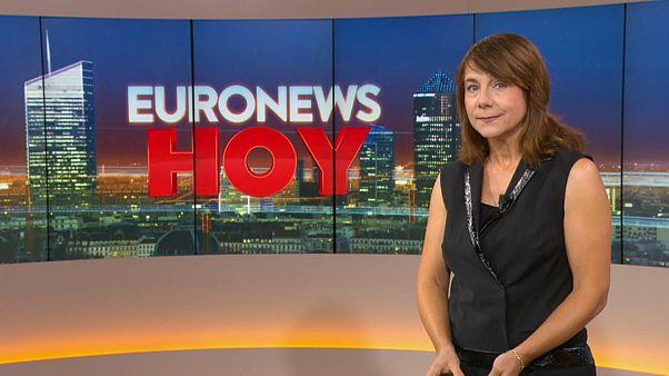 Euronews Hoy   Las noticias del jueves 25 de julio de 2019