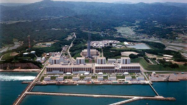 نیروگاه هسته ای فوکوشیما داینی در ژاپن